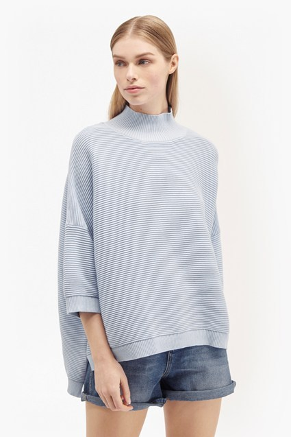 Spring Mozart High Neck Jumper