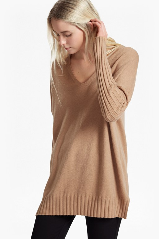 Complete the Look Viva Vhari Rib Sleeve Jumper