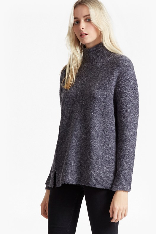 Autumn RSVP High Neck Jumper
