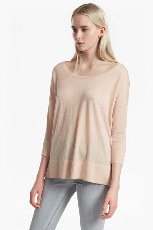 Complete the Look Scoop Spring Light Knits Jumper