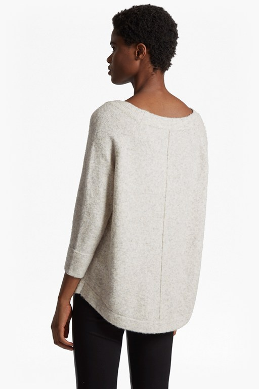 Complete the Look Autumn Flossy Round Neck Jumper