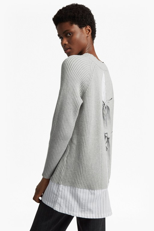 Complete the Look Ila Knit Long Sleeved High Neck Jumper