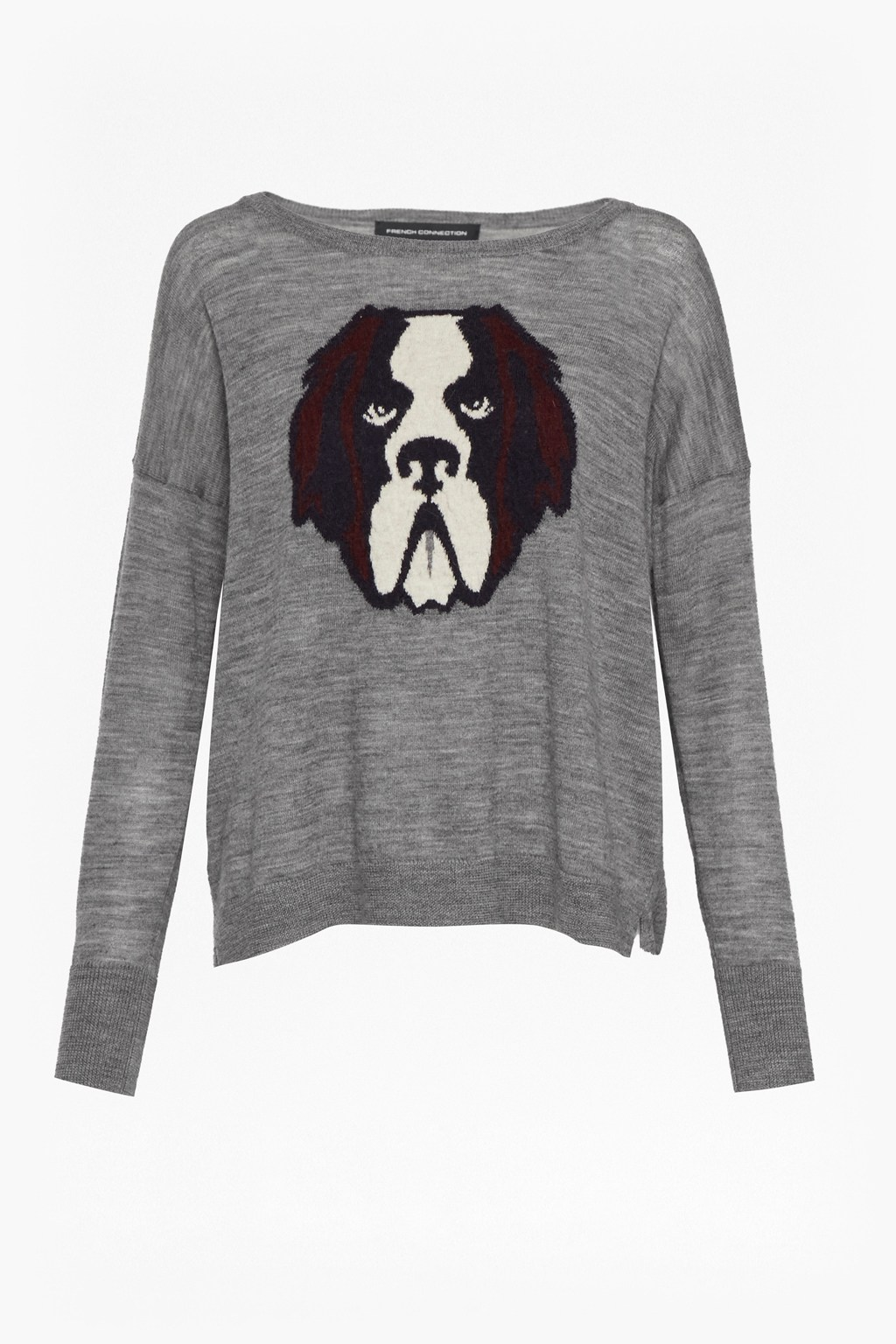 f697ed8dced Otis Fine Knit Crew Neck Jumper | Bestsellers In Black | French ...