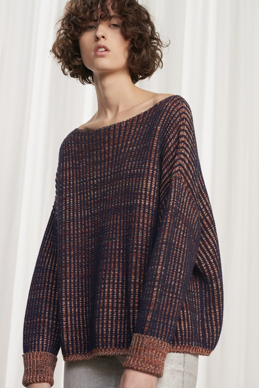 millie mozart multi knit jumper