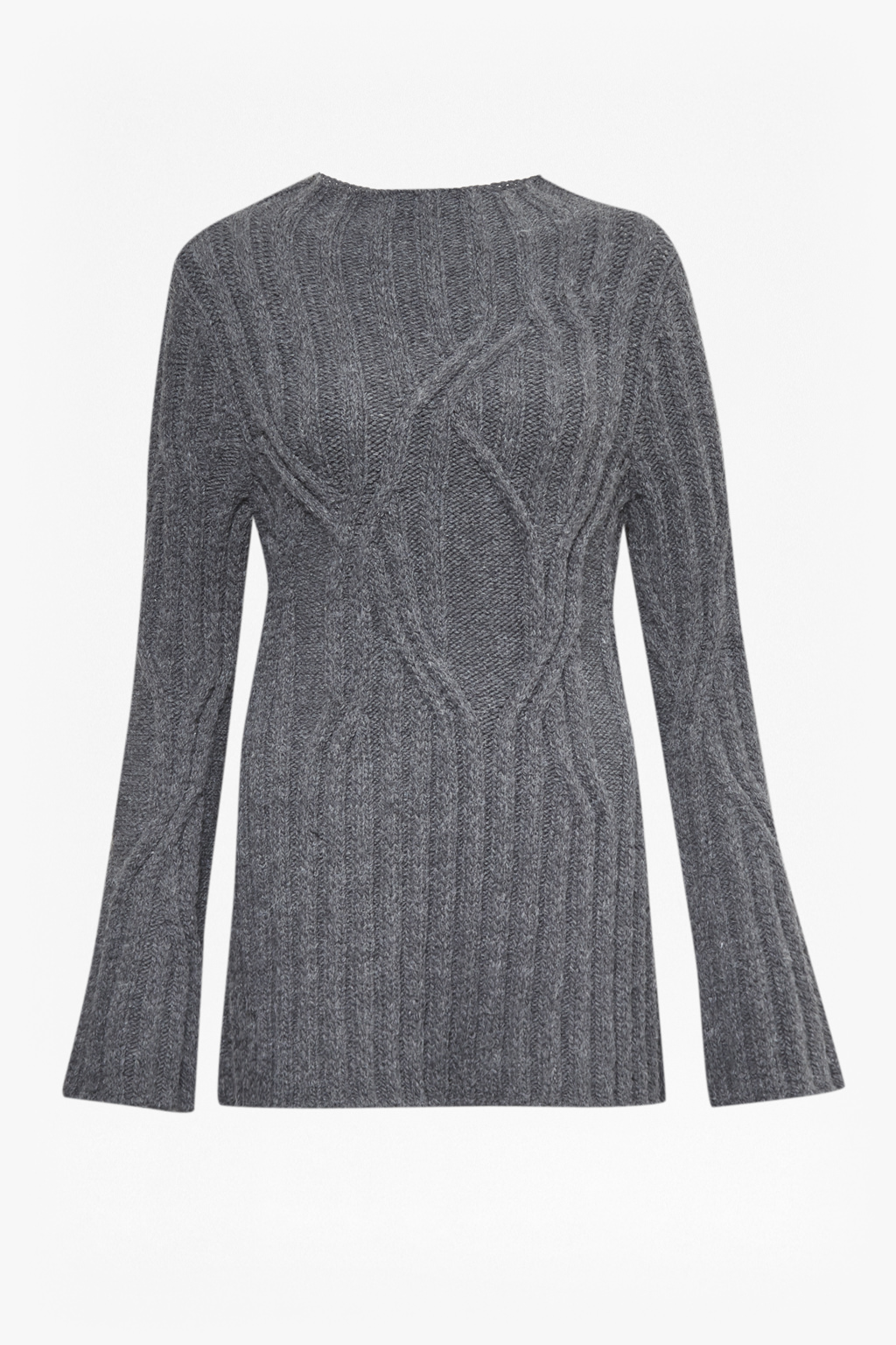 Cable Knit Jumper - Black French Connection Cheap Sale New Arrival TqIT6ADK