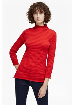 Molly Mozart Knit High Neck Jumper