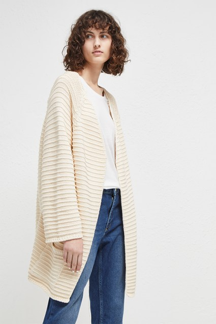 Lowis Knit Cardigan