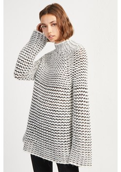 Zoe Knit High Neck Jumper