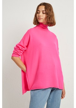 Eda Cashmere High Neck Jumper