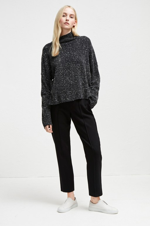 farah nep mock neck jumper