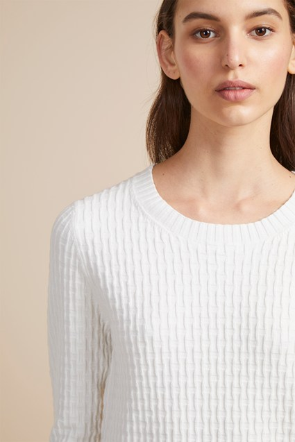 Relie Knit Crew Neck Jumper