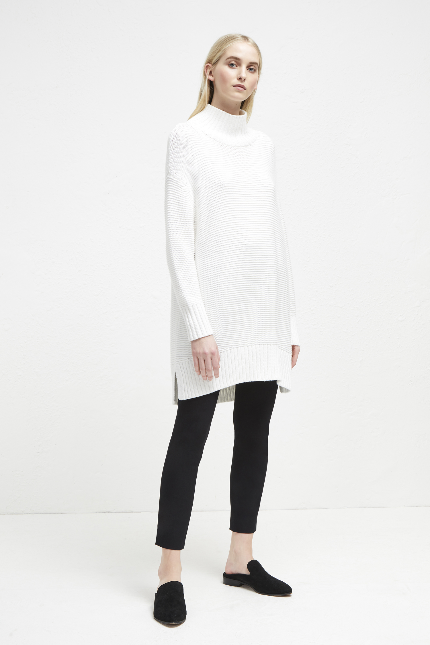 Mara Mozart High Neck Jumper by French Connection