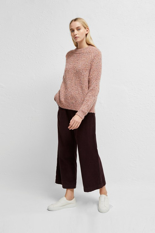 suvia knits crew neck jumper