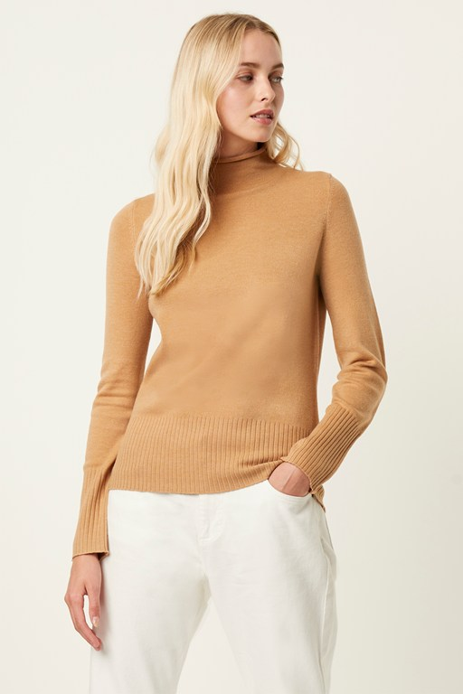 Complete the Look Babysoft Roll Neck Sweater