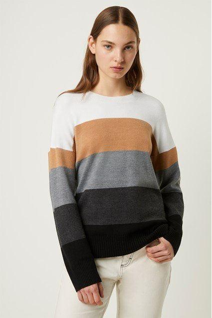 Babysoft Stripe Sweater