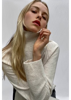 Jasper Vhari Knits High Neck Jumper