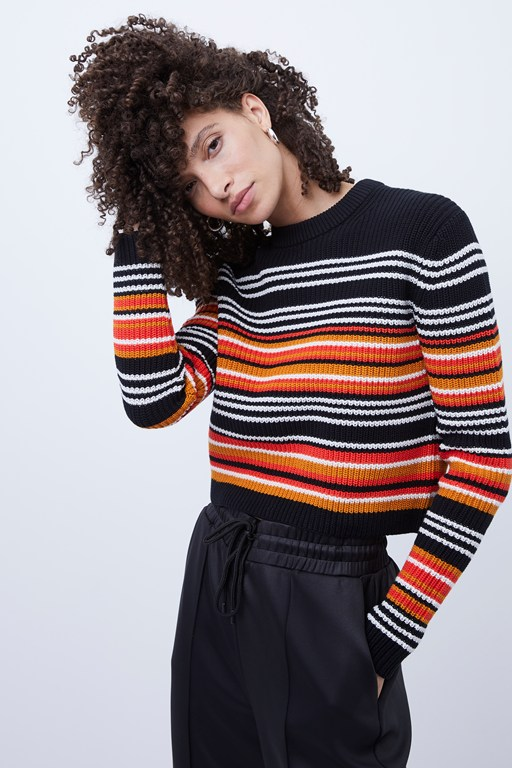 june stripe knits jumper