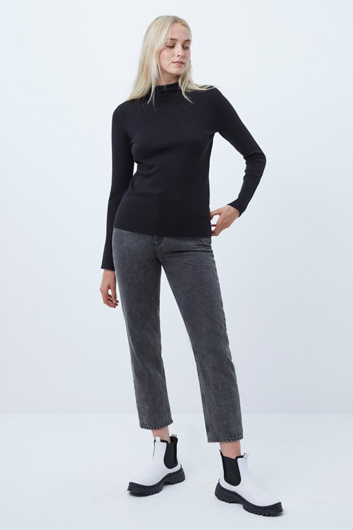 babysoft roll neck sweater