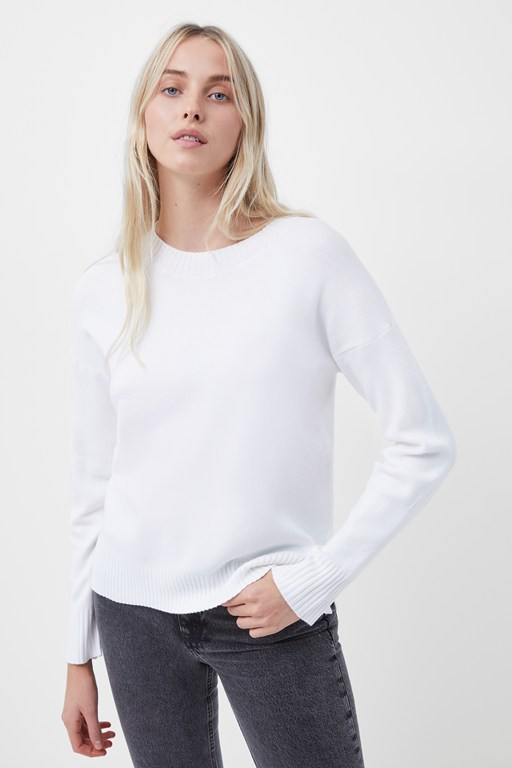 babysoft miri knits drop shoulder sweater