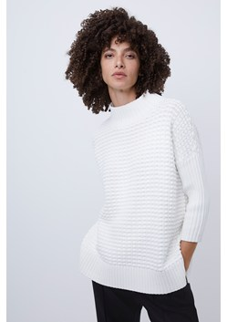 Mozart Popcorn High Neck Sweater