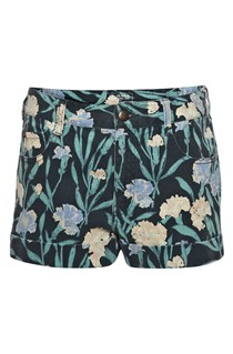 Carnation Denim Shorts