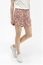 Looks Great With Bacongo Daisy Printed Shorts