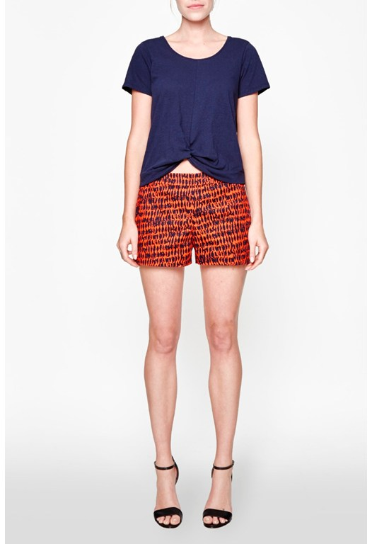 Canyon Sands Cotton Shorts