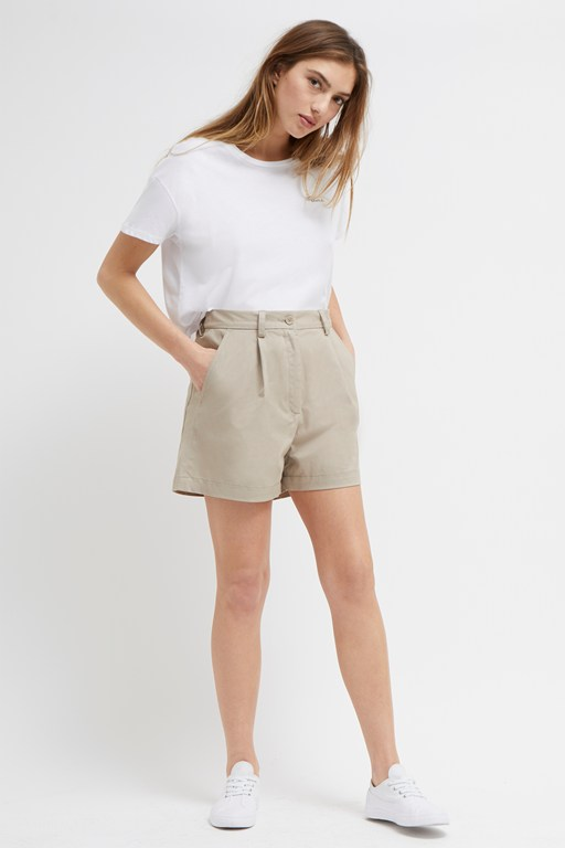 ismene collman high waisted shorts