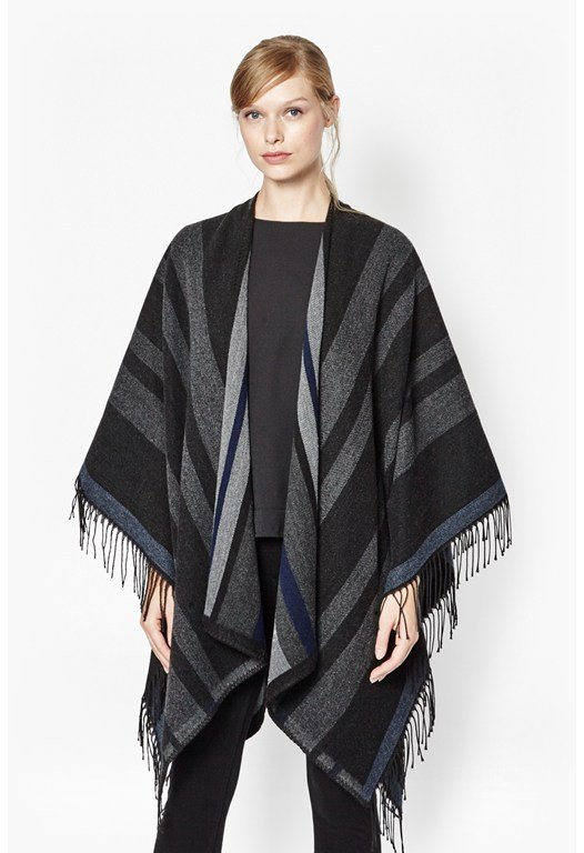Waterfall Blanket Wrap Cardigan