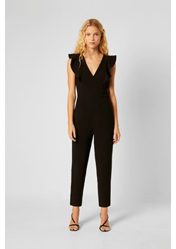 Whisper Ruffle Jumpsuit