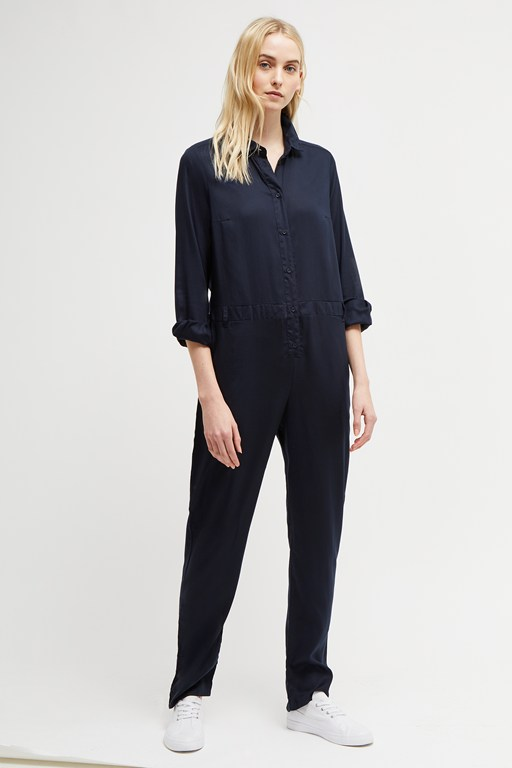 tandy button jumpsuit