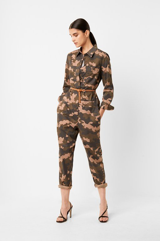 carri camo boilersuit
