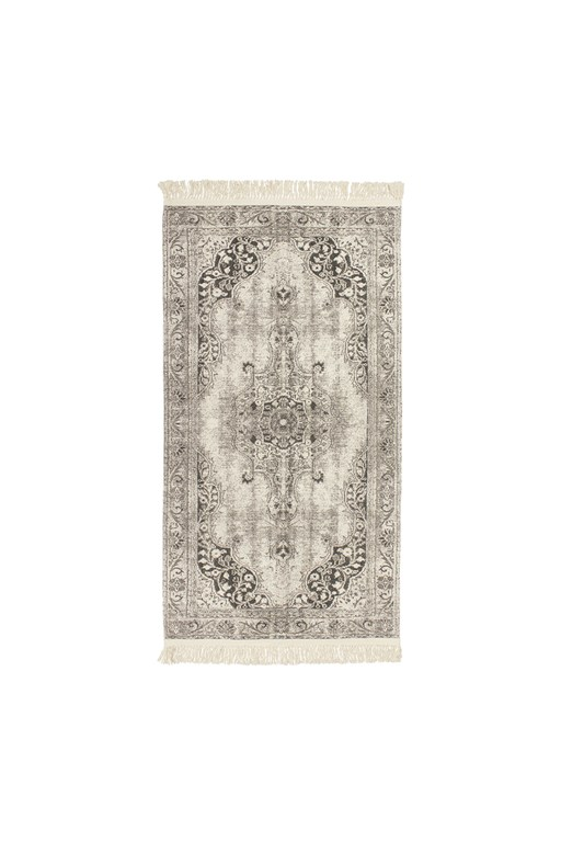 montana vegtable dye rug - 26in x 45in
