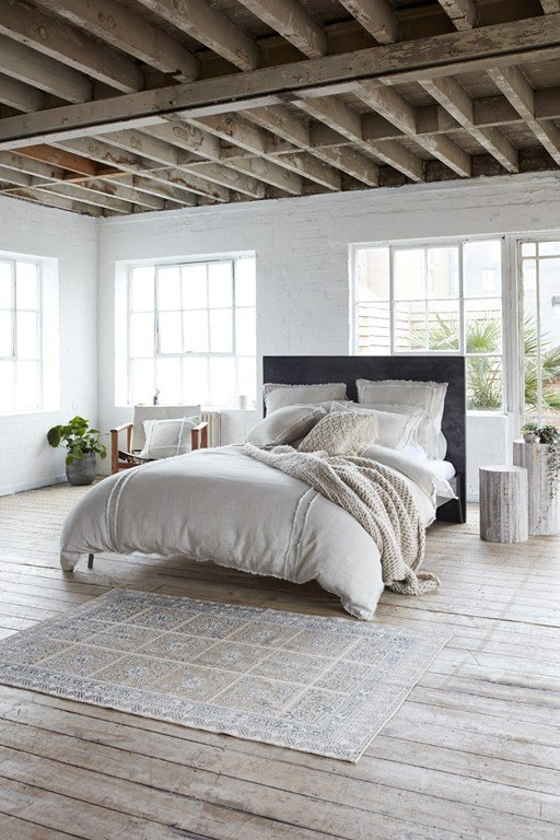 harper duvet set - king