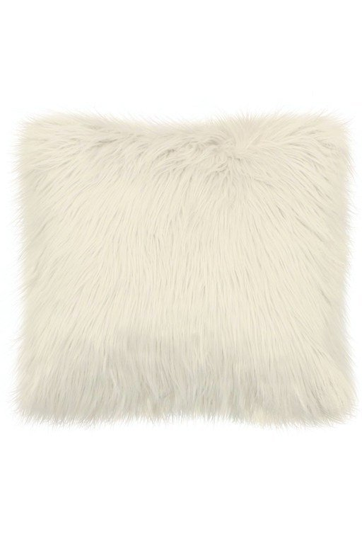 harlow sheepskin pillow