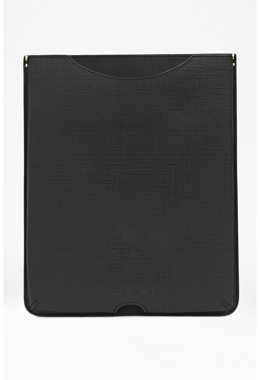 Air Of Elegance Leather Tablet Case