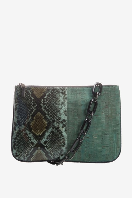 Metal Chain Clutch