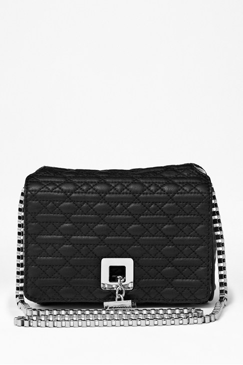 Ainsley Quilted Shoulder Bag
