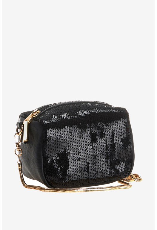 Sequin Crossbody Mini
