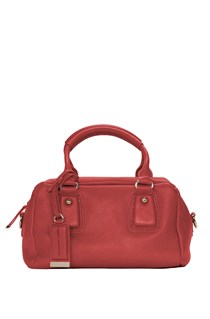 Soft Touch Leather Bag