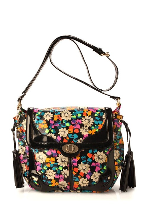 edelweiss shoulder bag