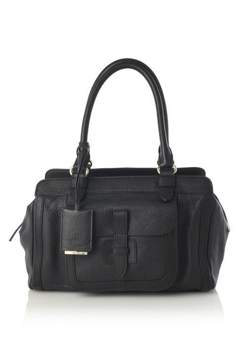 Tippy Leather Handbag