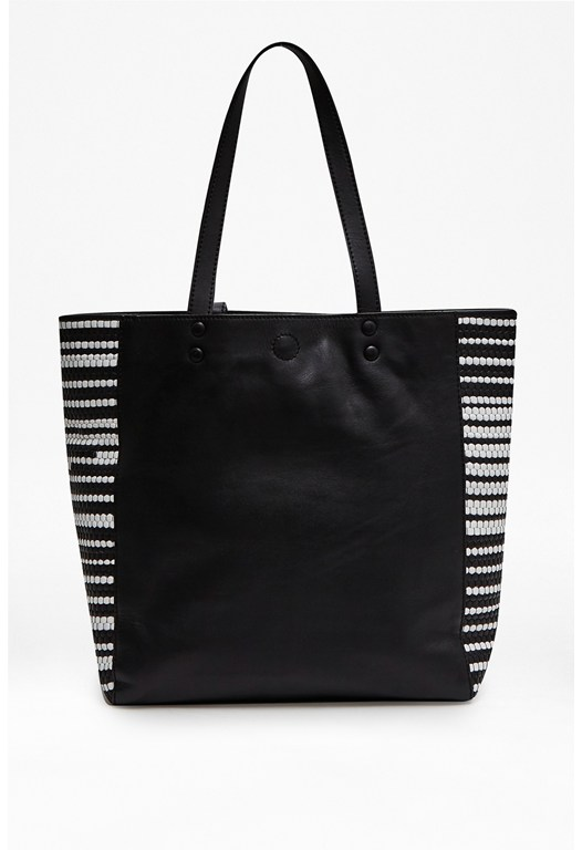 Rocha Leather Tote Bag