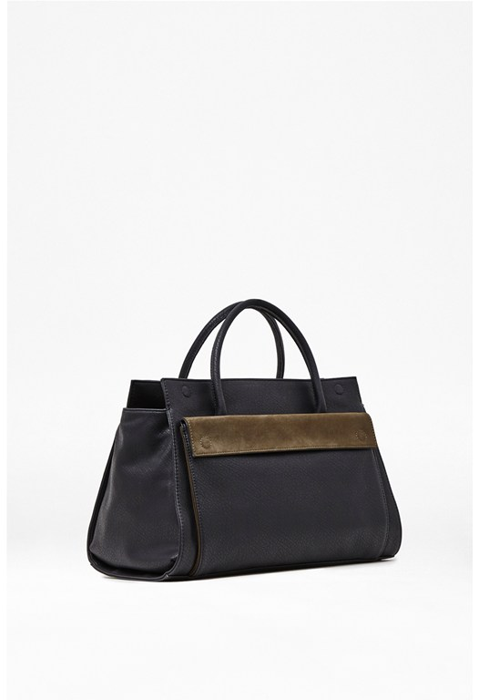 Nadya Double Handle Holdall