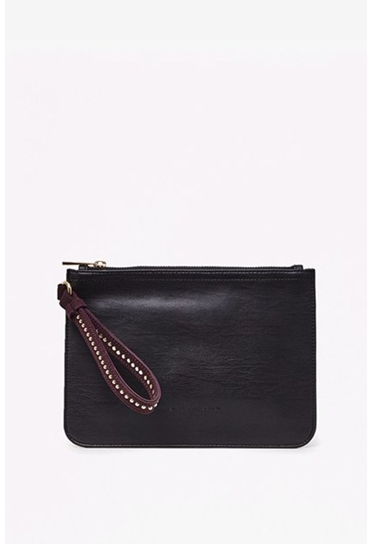 Pin Stud Maria Zip Pouch