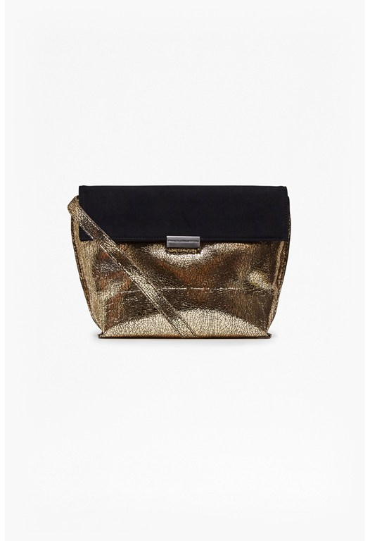 Riri Crackle Envelope Clutch