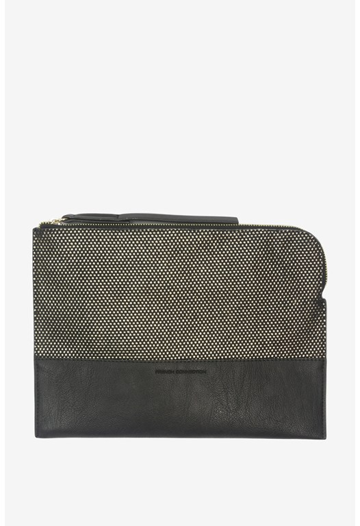 Ryan Zipper Clutch