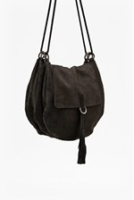 Looks Great With Lycee Leather Saddle Bag