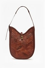 Looks Great With Patchwork Pearle Hobo Bag
