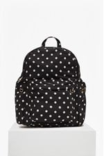 Looks Great With Tara Polka Dot Nylon Backpack
